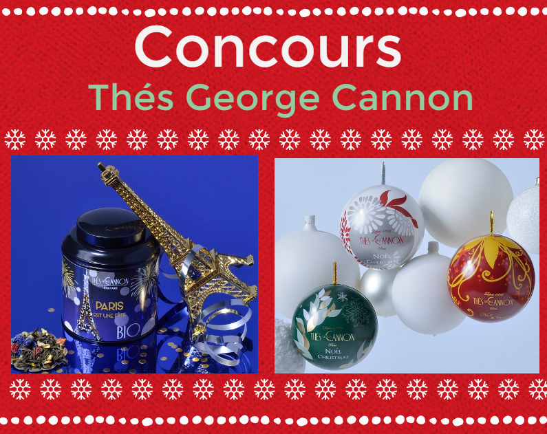 Termin on f te no l avec les th s george cannon - Noel a mille couleurs ...